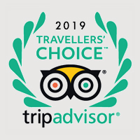 2019 Trip Advisor Travellers Choice Award Winner